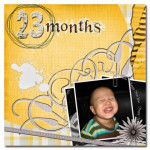 Ethan at 23 months