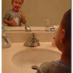 """""""I wanna brush teeth!"""""""