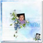 Hannah at 7 months