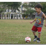 Football Fun in the Field