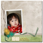 Hannah at 23 months