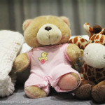 My Bedtime Buddies ~ by Hannah