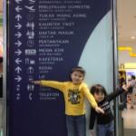 Day 1 Singapore Getaway: Southward Bound and the Marina