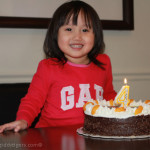 Hannah Turns Four!