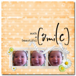Emma Smiles!
