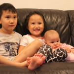 My Three Little Miracles