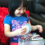 Little Missy Had a Little Pedicure!