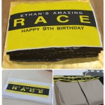 Ethan's Amazing Race Birthday Party