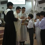First Holy Communion for Ethan